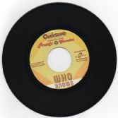 Protoje ft Chronixx - Who Knows / Dub Mix (Overstand / Buyreggae) 7""